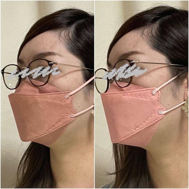 立体血色マスク「ローズ」「チェリーブロッサム」の発色・つけ心地・機能性レビュー